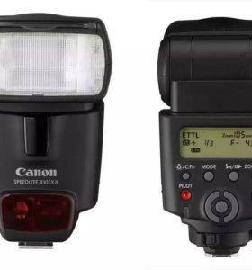 Фото вспышка Canon 430 EX II