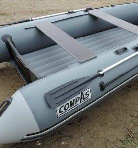 Лодка ПВХ Compas 380 S