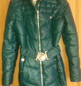 Куртки для девочки 12-14 лет