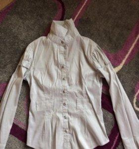 Рубашка / школьная блузка Матвеевка