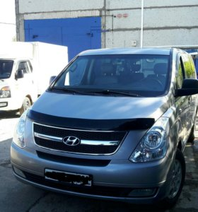 Аренда микроавтобуса Hyundai Starex с водителем
