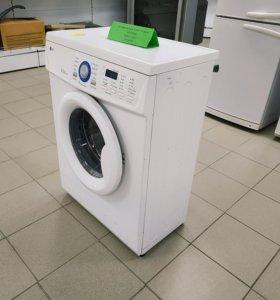Стиральная машинка LG 3,5 кг