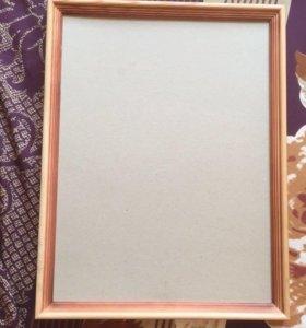Рамка для фото, портретов, картин