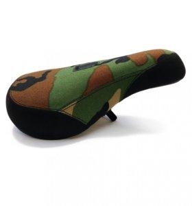 Седло камуфляж на BMX