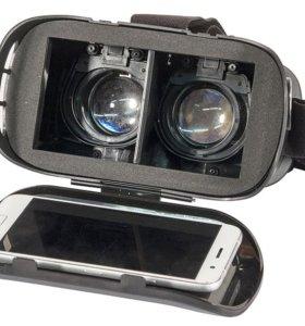 Очки виртуальной реальности Ritmix RVR-001