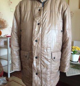Куртка зимняя Новая мужская