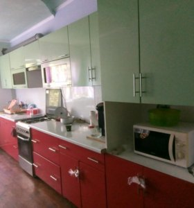 Кухня в отличном состоянии 5 метров.