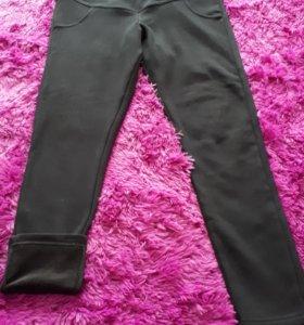 Зимние штаны для будущих мамочек EVROMAMA