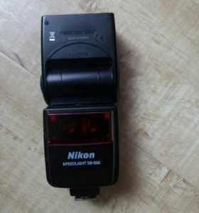Вспышка nikon SB600