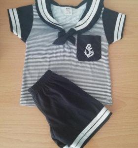 Костюм морячка на мальчика