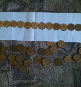 Монеты,рубль выпуска 1992г
