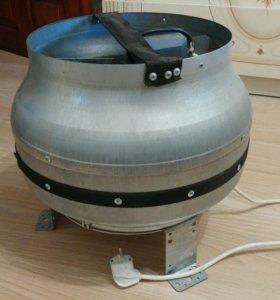 Вентилятор для аэроменов на стойках