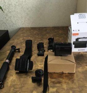 Видеокамера для подводной и наземной съёмки
