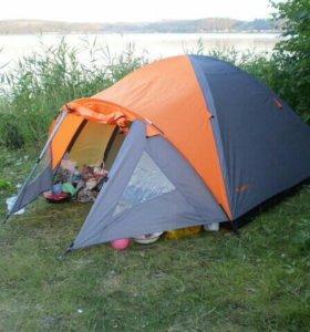 Палатка larsen a4 (новая)