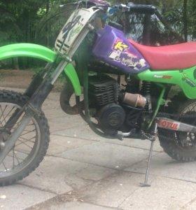 Kawasaki kx 50