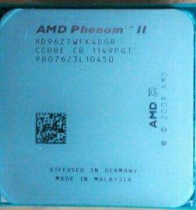 AMD Phenom ll X4 960T 3.0 GHz Socket-AM3