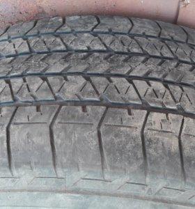 Шины Bridgestone Dueler R17 265/65