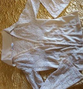 Блузка новая Deloras