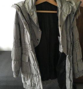 Пальто женское (зимнее)
