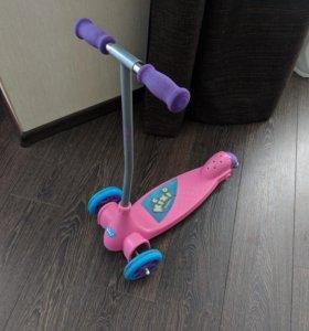 Детский самокат razor kixi