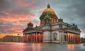 Обзорная экскурсия по центру Санкт-Петербурга City