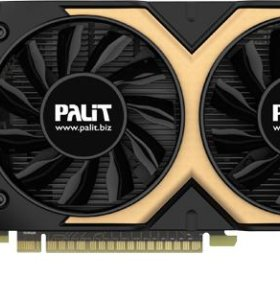 GeForce GTX 750 Ti StormX Dual (2048MB gddr5)