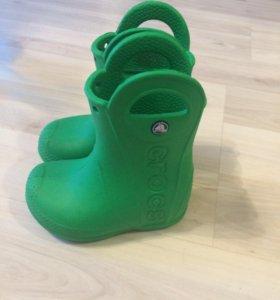 Crocs,Резиновые сапоги