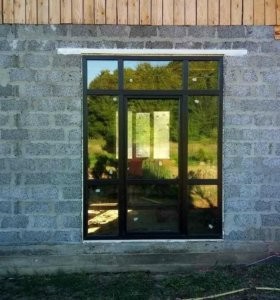 Пластиковые окна и двери ПВХ