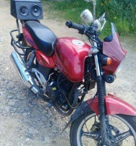 Мотоцикл рейсер 250
