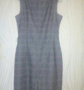 Платье шерсть 40 р-р