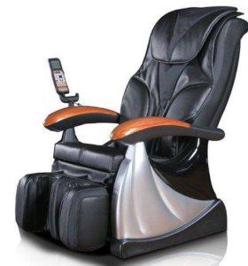 Массажное кресло с купюроприемником
