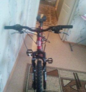 Продам велосипед 7500 или обмен, или ноутбук
