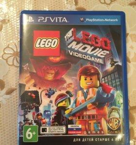 Видеоигра The LEGO MOVIE для PSVITA