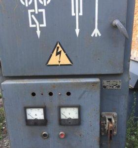 Шкаф высоковольтный Тип 2КВЭ-6-630-10/ухл2