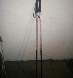 Продам лыжи KARJLA
