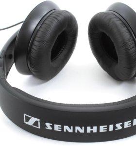 Наушники Sennheiser HD 205 II (черный/серебристый