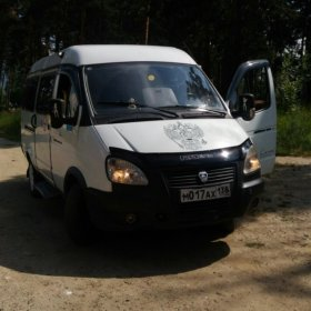 Заказ микроавтобуса (12 мест), Ирк обл, Байкал