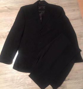 Мужской костюм с рубашкой