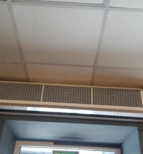 Тепловая завеса (Дальность: 3м, Мощность: 9кВт)