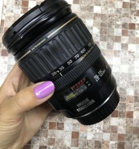 Canon EF 28-135 f. 3.5-5.6