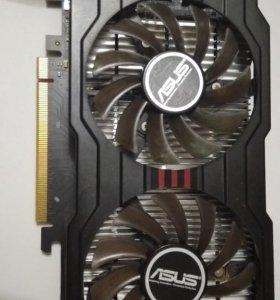 Видеокарта asus Radeon HD 7770 2GB