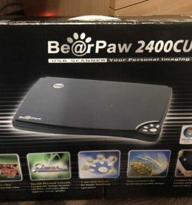 Usb сканер Mustek BearPaw