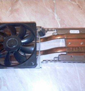 Радиатор дляFujitsu Siemens Amilo D8830, 7850