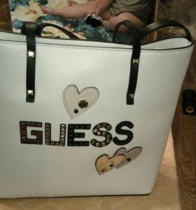 НОВАЯ сумка GUESS (чек прилагается)
