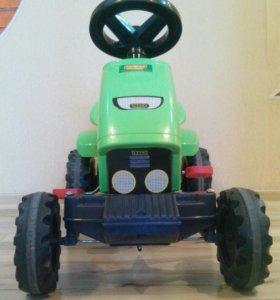 Трактор прогулочный