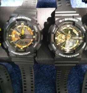 Спортивные часы Касио Джишок GA-110 новые g shock