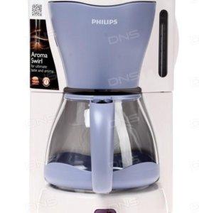 Кофеварка капельная и кофемолка
