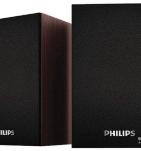 Акустическая система 2.0 philips SPA20/51