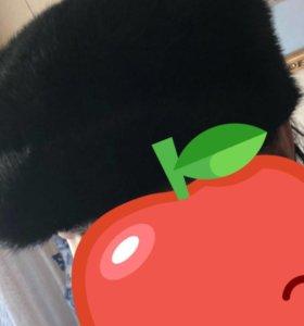 Продам норковую кепку зимнюю