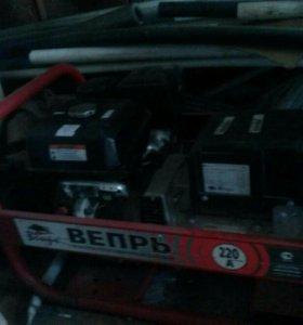 Бензиновая электростанция
